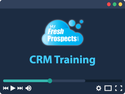 My Fresh Prospects CRM Login